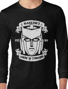 Legend Of Cybertron - Ratchet Long Sleeve T-Shirt