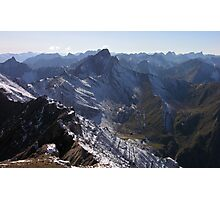 Alps Photographic Print