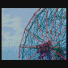 Wonder Wheel by RodriguezArts