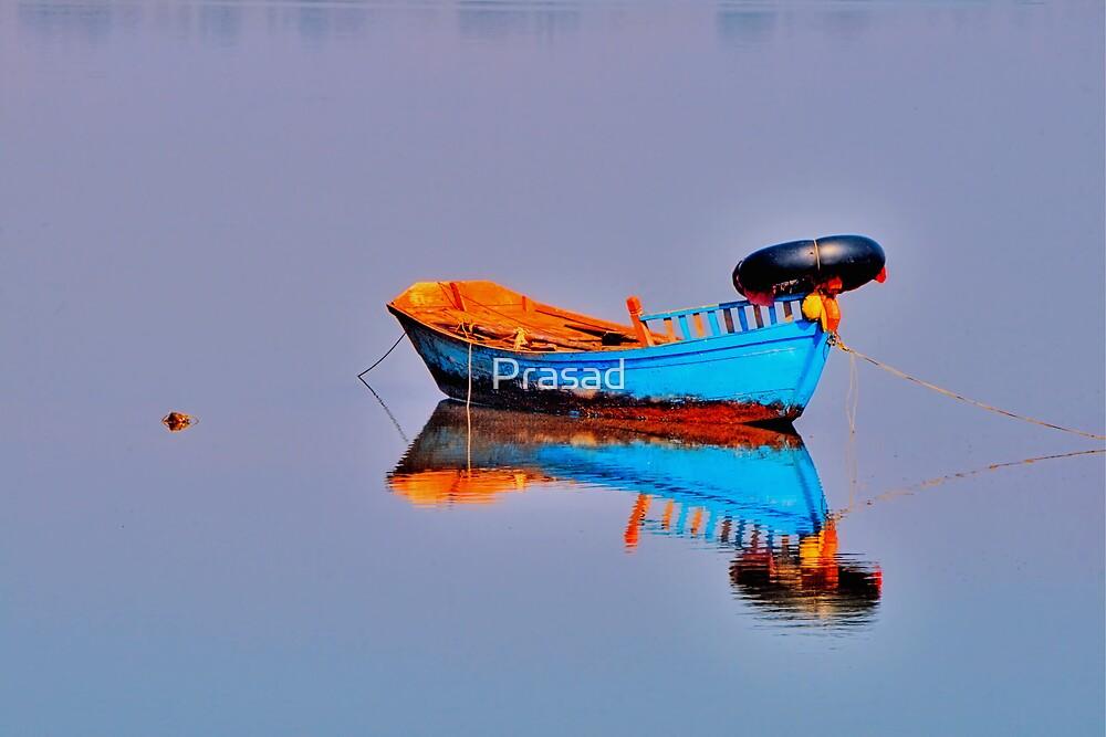 River poems #1 by Prasad