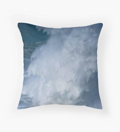 Bigger Splash Throw Pillow