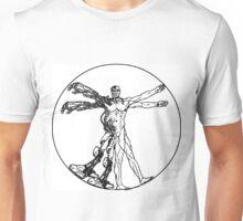 Cyborg Davinci Unisex T-Shirt