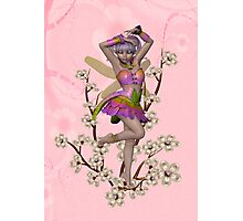 Spring fairy Photographic Print
