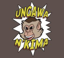 Ungawa N'Kima Kids Clothes