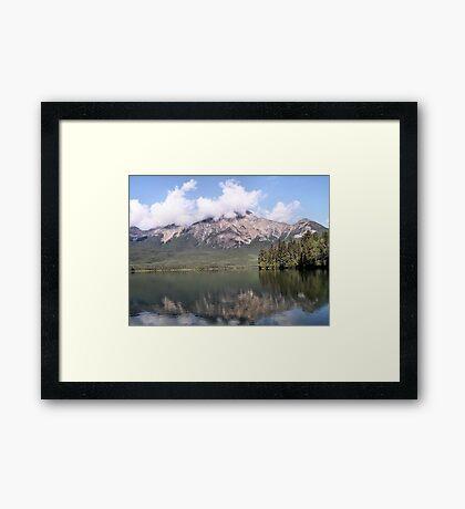 Natures Work Of Art Framed Print