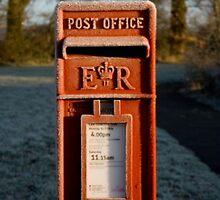 Post Box by Wendy Skinner