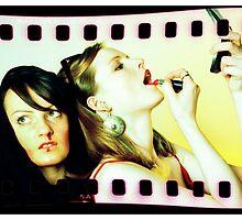 Lipstick - the shallowness of beauty by bbtomas