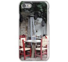 La Osteria iPhone Case/Skin
