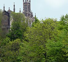 Holy Trinity Church Edinburgh by jacqi
