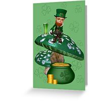 Where is My Pot of Gold Greeting Card