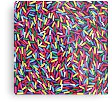 Encrusted With Sprinkles Metal Print