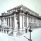 The Old Opera House, Valletta by Joseph Barbara