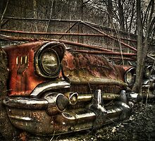 Decaying Classics I by David  Stephenson