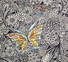 Butterfly Ink by GroovyGal