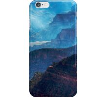 Misty Morning Blues iPhone Case/Skin