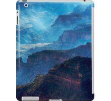 Misty Morning Blues iPad Case/Skin