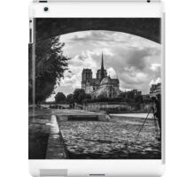Notre Dame Cathedral iPad Case/Skin