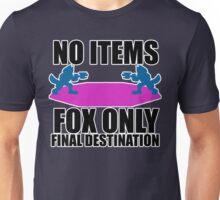 Final Destination Fox Only Unisex T-Shirt
