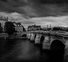 Pont Neuf by mlphoto