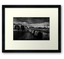 Pont Neuf Framed Print