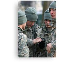 Army Guys Canvas Print