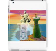 Poseidon  iPad Case/Skin