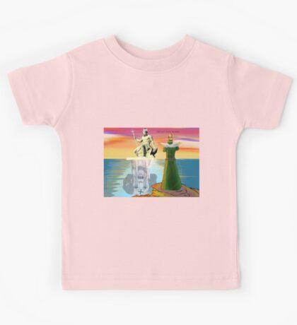 Poseidon  Kids Tee