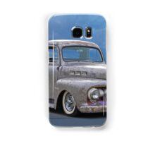 1951 Ford 'Work in Progress' Custom Pickup Samsung Galaxy Case/Skin
