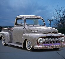 1951 Ford 'Work in Progress' Custom Pickup by DaveKoontz