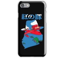Pig Hero iPhone Case/Skin
