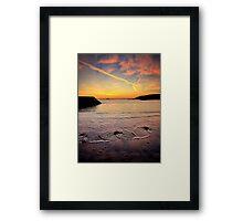 Cullercoats Bay Framed Print