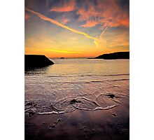 Cullercoats Bay Photographic Print