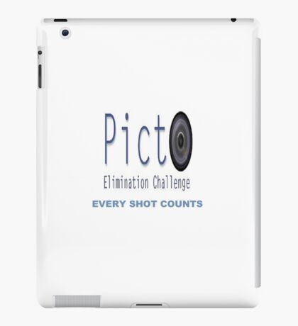 PEC LOGO PLUS SLOGAN iPad Case/Skin