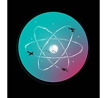 Atomic Formation Photographic Print