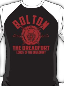 Bolton of Dreadfort T-Shirt