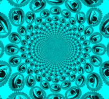 Watching Eye Sticker