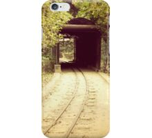 Tunnel & track iPhone Case/Skin