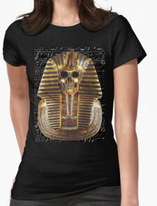 Undead Pharaoh Womens Fitted T-Shirt