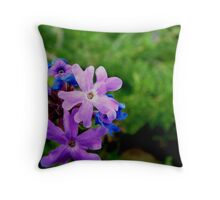 flower999 Throw Pillow