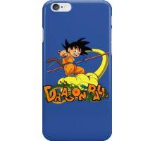 Kid Goku - Dragon  Ball iPhone Case/Skin