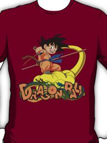 Kid Goku - Dragon  Ball T-Shirt
