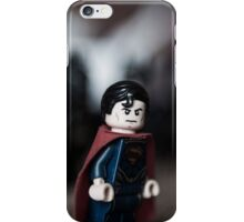 The Man of Plastic iPhone Case/Skin