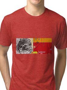 whoop whoop whoop-de-doo n lah-di-dah 2 Tri-blend T-Shirt