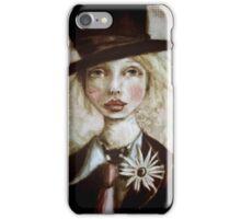 Mad Hatter in Wonderland iPhone Case/Skin