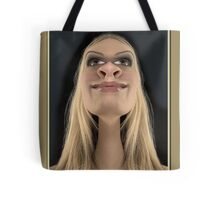 Dolly Grace Tote Bag