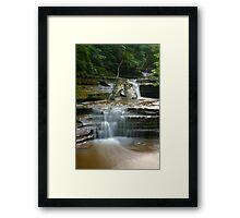 Buttermilk Creek Framed Print
