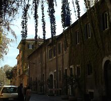 The heart of Rome - Trastevere by Daniela Cifarelli