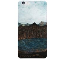 Mystery Mountain iPhone Case/Skin