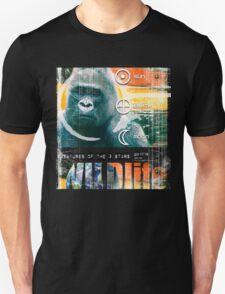 wildlife gorilla Unisex T-Shirt