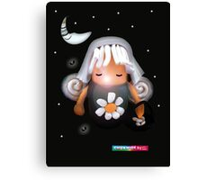 CHUNKIE Tooth Fairy Canvas Print